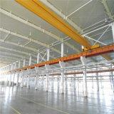 Atelier préfabriqué de structure métallique (ZY444)