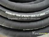 Heißer Verkaufs-Schlauch für das Sand-Schießen hergestellt in China