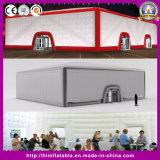 Bella tenda gonfiabile della tenda foranea del cubo dell'iglù della fiera commerciale di evento di mostra
