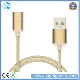 De goedkope 2.4A Magnetische Micro- Kabel van usb- Gegevens voor Androïde Samsung