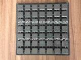 Moulage concret renforcé de bloc carré de couverture (PDK2549-YL)