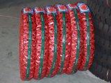 Motorcycletyre et pneu 275-18 90/90-18 de tube (chambre à air en caoutchouc de butyl&)
