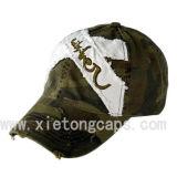 Chapeau de camouflage avec la broderie (JRR001)