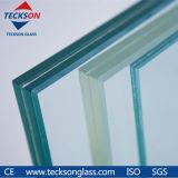 Hightの品質6.38mmの明確な薄板にされたガラス
