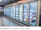 Congelador de Porta de Vidro de Advanza