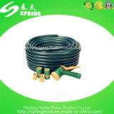 Boyau de jardin flexible mou de PVC pour le boyau de l'eau d'irrigation de l'eau