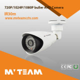 Nieuwe kabeltelevisie Bullet Style Camera 2MP Ahd Camera 1080P System met IP66 Outdoor Day Night mvt-Ah13