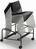 Hzpc031 Mayline поднимают стулы стога офиса пластичные
