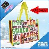 Einkaufstasche des Hamburger-RPET (KLY-PET-0024)