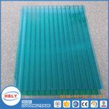 Gewächshaus-Dach-Gehweg-Unterhalt-warmes Polycarbonat-Blatt