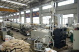 HDPE 가스와 수관 압출기 기계