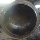 Extremidade Weld Stainless Steel Pipe Fittings com CE