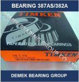 Rolamento de rolo quente 387as/382A do atarraxamento da polegada de Timken do Sell Set76