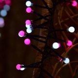 Het dromerige Wit 3m400LED van het Koord van de Voetzoeker Lichte Roze voor Decoratie