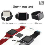 Франтовской Wristwatch вахты U8 для Samsung S4/Note 3 HTC всех Android вахта U8 /Smart телефона