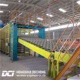Máquina de la producción de la tarjeta de yeso con capacidad de 10 millones de M2/Year