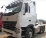 Prijs van de Vrachtwagen van de Tractor van Sinotruk HOWO A7 420HP 6X4 de Hoofd