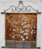 Pintura al óleo floral decorativa (ADA9728)