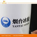 Логос тавра Таможни Печатание Прозрачн Компании выдолбил стикеры