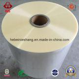 Película biodegradável do mícron BOPP da alta qualidade