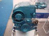 Motor diesel Bf4l913 del cilindro de Deutz 4