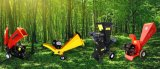 6.5HPガソリン強力な木製の快活なシュレッダー及び木打抜き機