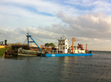 Neues Cutter Suction Dredger mit Dredging Depth 15m (CSD 500)