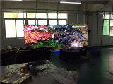 Visualización de LED de interior de alquiler de la pantalla P5 del LED