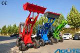 Carregador de pá aprovado do Ce chinês da máquina da construção com controle do manche
