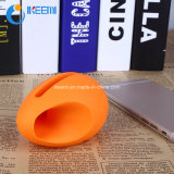 Music Egg Silicone Mobile Speaker Holder / Stand pour iPhone4 / 5/6