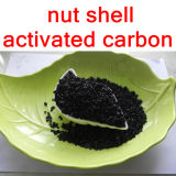 Zubehör Iodine Value 1000mg/G Nut Shell Activated Carbon
