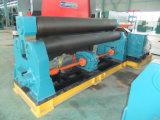 Machine de roulement symétrique hydraulique avec 3 rouleaux
