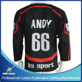 Sublimation su ordinazione Ice Hockey Clothing per Ice Hockey Sporting