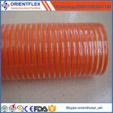 Gewundener flexibler Belüftung-Absaugung-Wasser-Schlauch-Verteiler