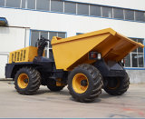 dumper mobile de site de la machine Fcy20 de la terre 2ton mini