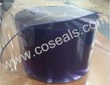 Porte flexible de rideau en PVC pour l'usine