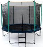 Cnsld Trampoline-runde Prahler-Trampoline mit Gehäuse