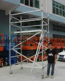 Alles nagelneue doppelte Breiten-Jobstepp-Treppen-Baugerüst