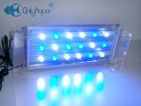 산호초 성장을%s White+Blue 54W 40cm LED 수족관 빛