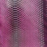 Il nuovo disegno alla moda insacca il cuoio sintetico dell'unità di elaborazione del coccodrillo (HS-HY7)