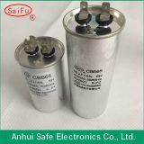 Ovaler Aluminiumkondensator des durchlauf-Cbb65