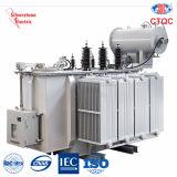 33kV SZ11 Tipo de regulación en carga del transformador cambiador