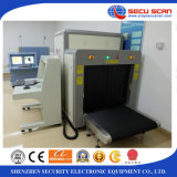 équipement de criblage de rayon X de 1000*800mm pour la cargaison, inspection de bagages