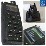Radio táctica inferior del VHF, radio portable en 37-50MHz/50-66/MHz 66-88MHz/38-88MHz