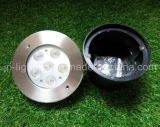 Inground (JP82661)를 위한 IP67 6W 크리 말 LED Underground Light
