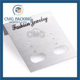 Schmucksache-Plastikohrring-Bildschirmanzeige-Karte (CMG-072)