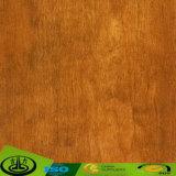 Papier décoratif de mélamine en bois des graines pour la garde-robe, Module de cuisine, étage
