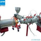 Única máquina da extrusão da tubulação dos PP do parafuso