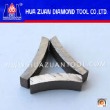 Sale를 위한 높은 Efficiency Concrete Drill Bits Segment