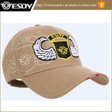 3つのカラーAirsoftの戦闘の戦術的なスポーツの帽子の野球帽